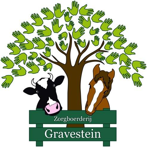 Logo voor Zorgboerderij Gravestein