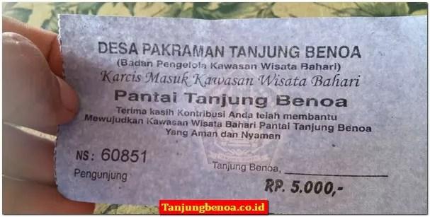 Harga Tiket Permainan Tanjung Benoa Saat Lebaran 2015