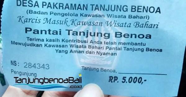Harga Tiket Masuk Tanjung Benoa Bali Watersport 2017