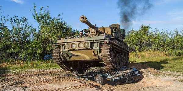 tank america advance troops package