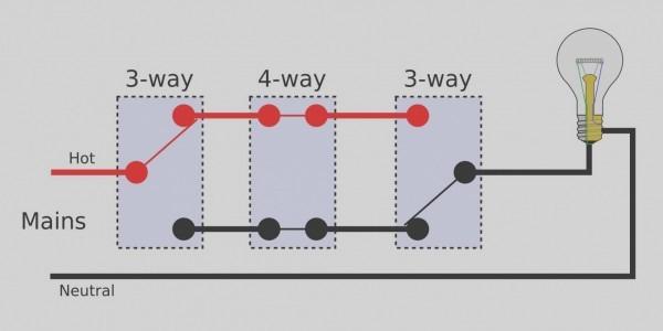 diagram four way switch wiring diagram leviton full version