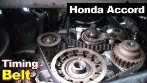 1999 Honda Accord Timing Belt