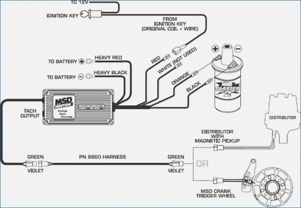 msd 6al 6420 wiring diagram gm  wiring diagrams database