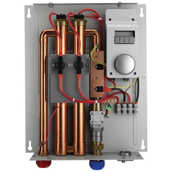 rheem rtex18 240v electric residential tankless water heater