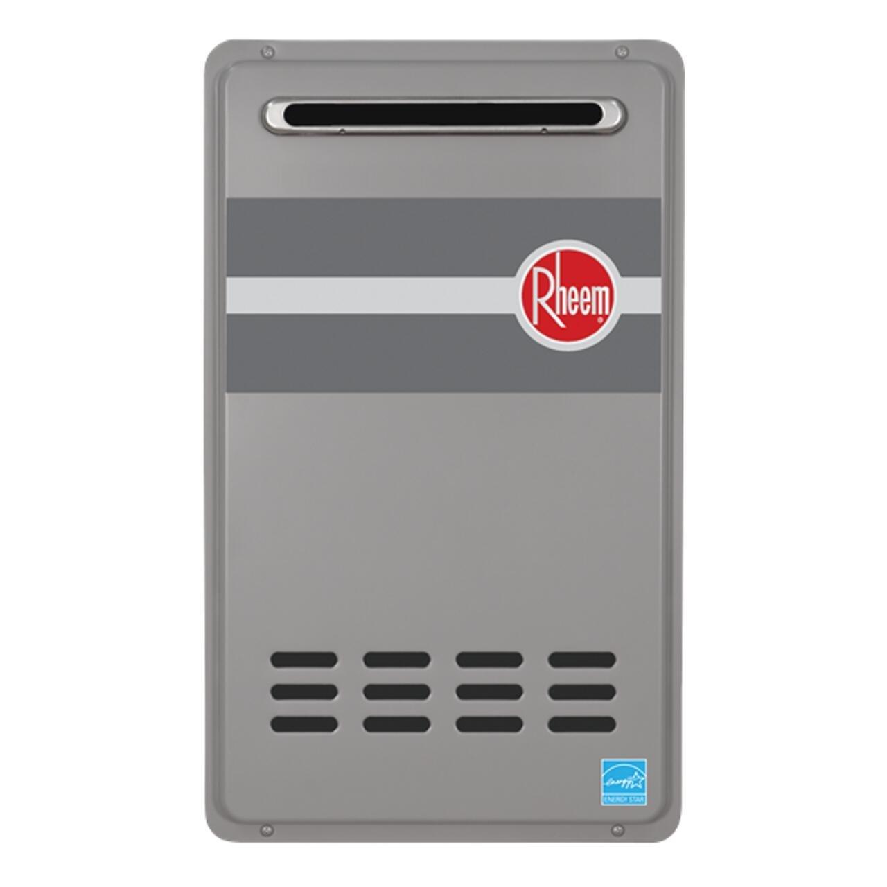 Rheem RTG-84XLN Natural Gas Water Heater