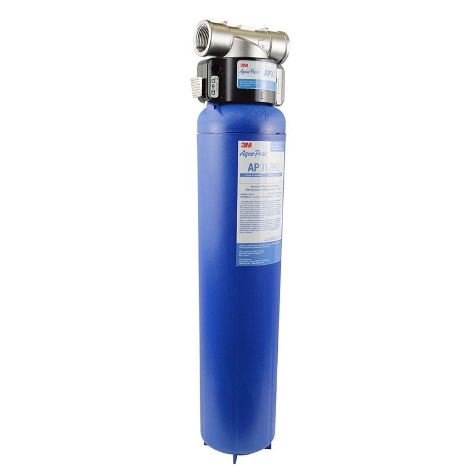 3M Aqua-Pure Whole House Sanitary Water Filter System