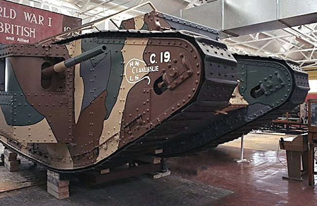Image result for british mark 1