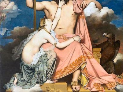 Giove, il re degli Dei