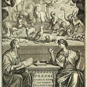 Fedro: Il lupo e l'agnello