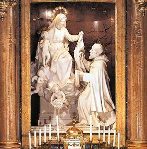 Lo scapolare della Madonna del Carmelo