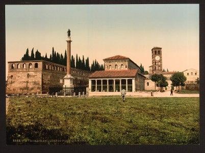 Un omaggio al quartiere romano di San Lorenzo