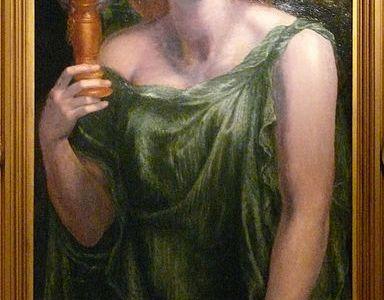 Mnemosine, la madre delle Muse