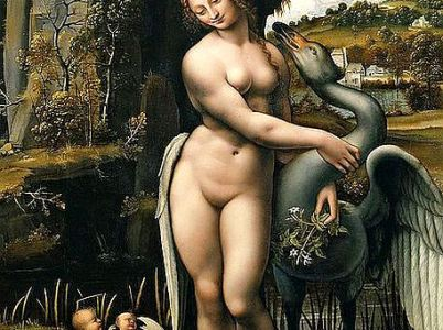 Leda, la moglie di Tindaro