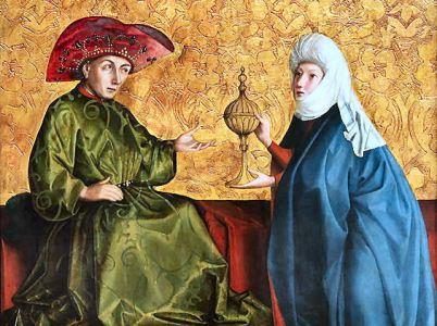 Appunti su Salomone e la Regina di Saba