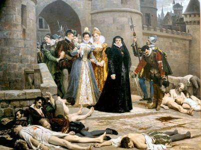 Caterina de' Medici, strega e regina