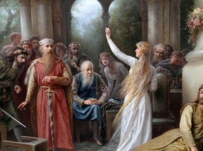 La regina Ginevra di Camelot tra storia e leggenda