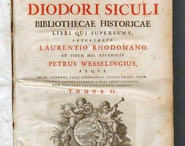 Diodoro Siculo, le Amazzoni e Atlantide
