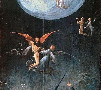 Visioni dell'aldilà di Hieronymus Bosch e l'esperienza di pre-morte