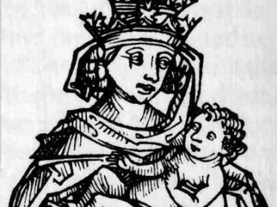 Una donna inglese diventa Papa (La Papessa Giovanna)