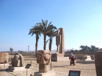Tre grandi città del Basso Egitto