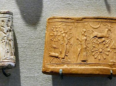 Il Sole tra egizi e sumeri