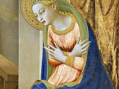 Un trittico sul Santo Natale (L'Annunciazione, Betlemme, I Re Magi)