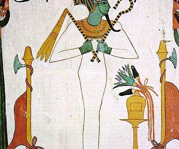 Osiride, il sovrano dell'oltretomba