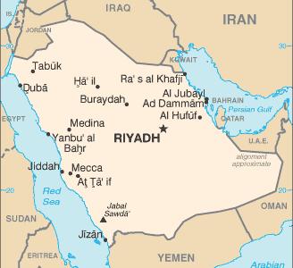 Una pagina di storia: l'Arabia Saudita e il Wahhabismo