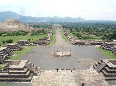 Teotihuacán, la città dove nacquero gli dei…