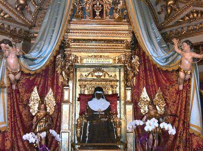 9 marzo, Santa Caterina da Bologna (Caterina de' Vigri)