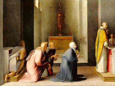 29 aprile, Santa Caterina da Siena – Vergine e dottore della Chiesa, patrona d'Italia