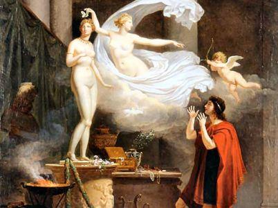 Il mito di Pigmalione e Galatea