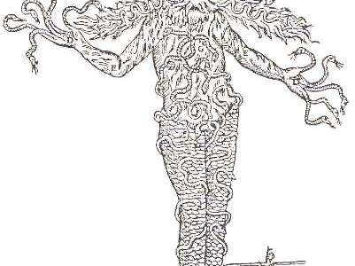 La leggenda del gigante Tifeo