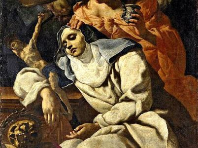 25 maggio, Santa Maria Maddalena de 'Pazzi