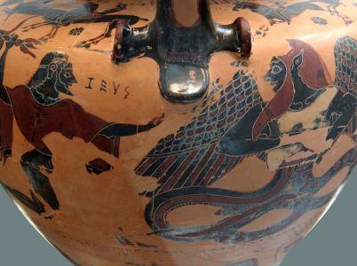 Tifone (Tifeo), il gigante che contese a Zeus il dominio del mondo