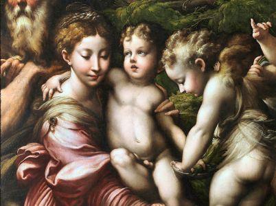 Francesco Mazzola, detto il Parmigianino (1503 – 1540)
