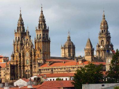 Appunti su Santiago de Compostela- Il Santuario Di San Giacomo