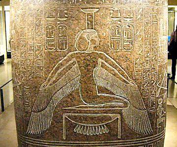 Nefti, la dea dell'oltretomba