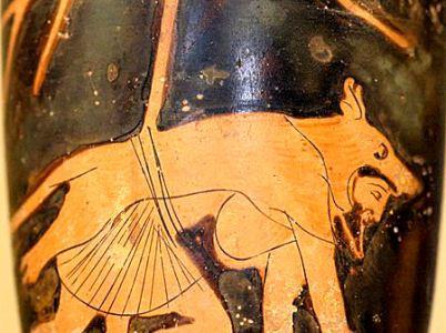 Dolone, la tipica figura dell'antieroe