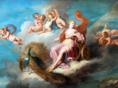Appunti sul matrimonio di Zeus ed Era