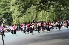 Les groupes qui dansent