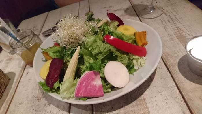 Manger végétarien à Tokyo