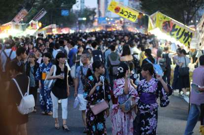 Kagoshima Matsuri 15 juillet (11)