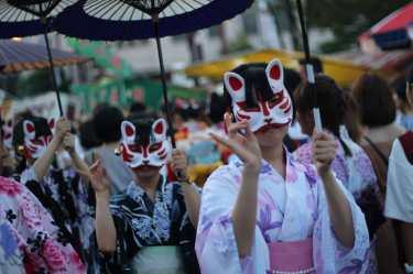 Kagoshima Matsuri 15 juillet (8)