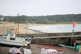 Port et plage