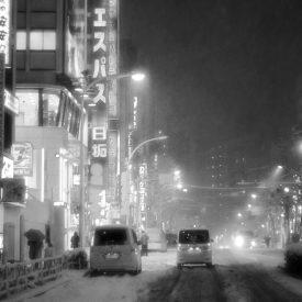 Neige à Takadanobaba (12)