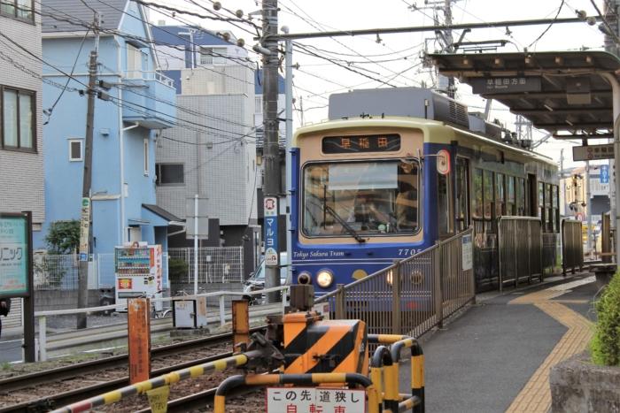 Bonus : un vieux tramway