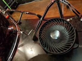 Indispensable ventilateur pour batteur
