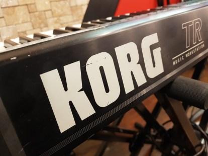 Synthé Korg