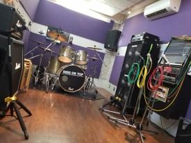 Un autre studio (plus petit)